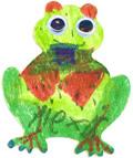Alexi's frog